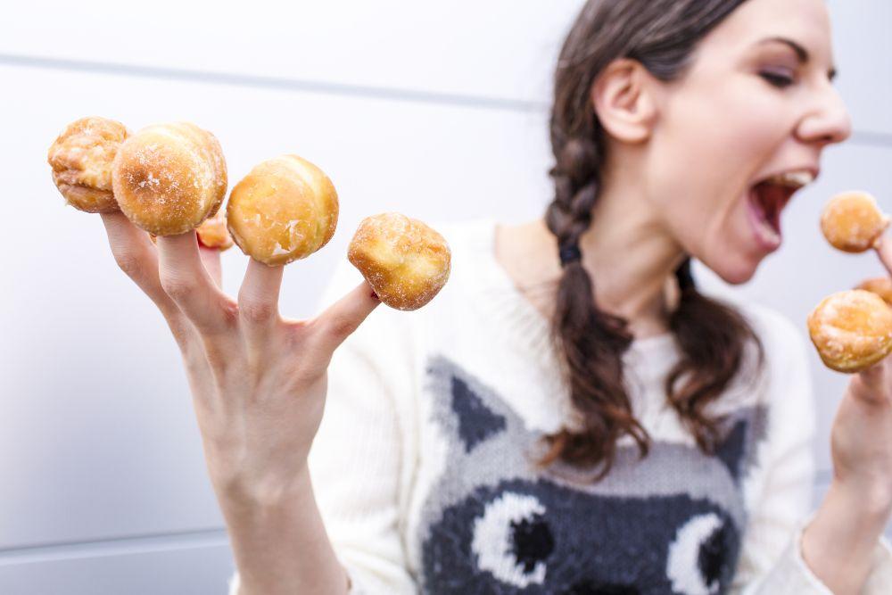 Gourmandise pour la porte-ouverte de l'été de Cécile Cloarec
